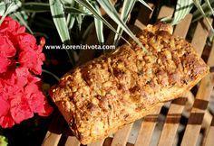 Trhací bylinkový chleba je variantou na máslem a bylinkami provoněný kynutý chléb z droždí. Je to rychlé, nenáročné na estetiku. Nekonečné možnosti náplní! French Toast, Pork, Bread, Breakfast, Kale Stir Fry, Morning Coffee, Brot, Baking, Breads