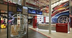Ferrari Store Milan