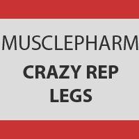 MusclePharm Crazy Rep Leg Workout