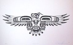 thunderbird design native american - Buscar con Google