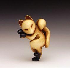 イメージ0 - 「狐囃子」根付/提げ/象牙の画像 - 根付生活 - Yahoo!ブログ