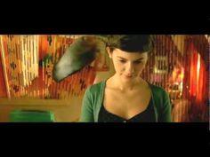 Le Fabuleux Destin d'Amélie Poulain ♥  Amazing Movie...Amazing Music...Amazing ♥ Song: Yann Tiersen#La Valse d'Amelie