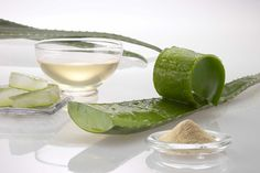 HOME MADE ALOE VERA Products   DIY TIPS  (I keep a spray bottle of 50/50 water & 100% aloe gel for my hair, burns, or light moisturizing. I use a blend of 5-6 parts aloe: 1 part witch hazel for aftershave soother, irritated skin, or as a facial treatment.  I use a blend of grapeseed oil, water & 100% aloe vera (mix til desired thickness but no thicker than a light lotion) for intensive moisturizing (hair or body)