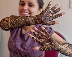 henna (mehandi) by CoolBluez, via Flickr