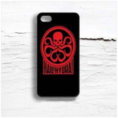 Hail HYDRA Design Cases iPhone, iPod, Samsung Galaxy