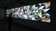 The Color Project at IFP Media Center. MPC New York was invited to contribute a generative artwork for the Media Center's high profile launc...