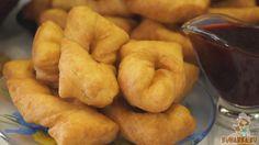 Вергуны на кефире по рецепту моей Бабули. Готовятся очень просто, и из обычных продуктов, получаются мягкими, нежными, пышными и очень вкусными.