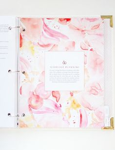 """The much-anticipated Southern Weddings Planner is a collection of the best advice and resources for a bride, written by the editors of Southern Weddings. From the """"First Steps After Getting Engaged"""" t"""
