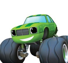 blaze and the monster machines | Pickle
