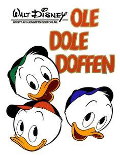 Detaljer for Kjempebøker (Jeg bøkene) Ole dole doffen 1980 Movies And Tv Shows, Donald Duck, Walt Disney, This Book, Reading, Books, Amazon, Libros, Amazons