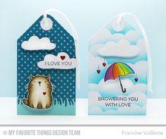 My Favorite Things – Valentine Tags