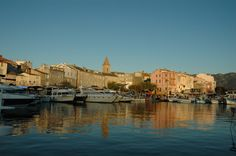 Le port de Saint Florent