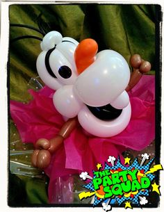 A very special Snowman Candy Cup :) Twisted by Ditzy Doodles http://www.thepartysquad.co.uk/ http://www.facebook.com/ThePartySquadUK/