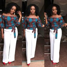 check out latest 2018 ravishing ankara styles every lady should rock (photos) - Styles} - Check Out Latest 2018 Ravishing Ankara Styles Every Lady Should Rock (Photos) Latest African Fashion Dresses, Latest Ankara Styles, African Dresses For Women, African Print Dresses, African Print Fashion, African Attire, African Wear, African Women, Kente Styles