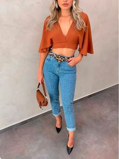 # Casual Outfits for moms indian Mom Outfits, Casual Fall Outfits, Dance Outfits, Summer Outfits, Look Fashion, Girl Fashion, Fashion Outfits, Womens Fashion, Lawyer Outfit