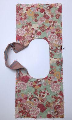 tuto pour réaliser un sac japonais « Japanese Knot Bag » !