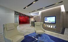 McGraw Hill Financial- in Shanghai #smalloffice #commercialspaces #commercialinteriors #design #flooring
