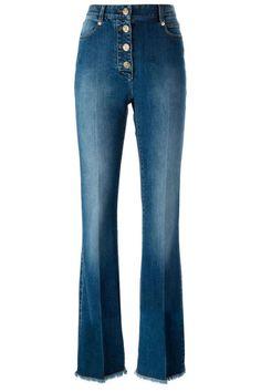 Sonia Rykiel jeans, $670, shopBAZAAR.com.