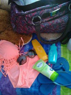 Summer essentials and such Summer Essentials, Fanny Pack, Fun Things, That Look, Bags, Fashion, Hip Bag, Fun Stuff, Handbags
