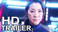 STAR TREK DISCOVERY Trailer #2 EXTENDED Comic Con (2017) Netflix HD - YouTube