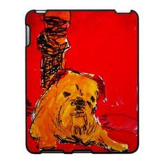 Bulldog, ipad case