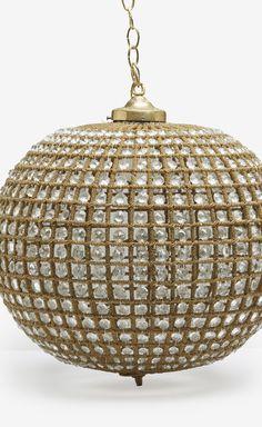 Kelly Chandelier Large Bubble Pendant | VAUNTE