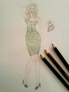 SeNi Fashion #3 Partydress