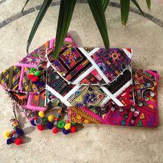 Banjara Bohemian Clutches Isabella Rae Jewelry