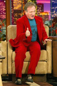 Robin Williams Through The Years   Entertainment Tonight