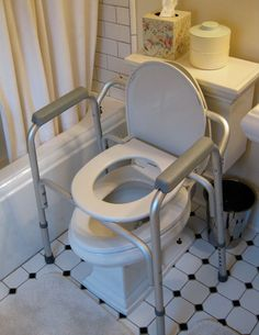 Elderly Toilet Seat Frames ToiletsfortheElderly Get Great Info Abou