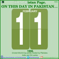 #PakistanPage #OnThisDay #Calenders #February