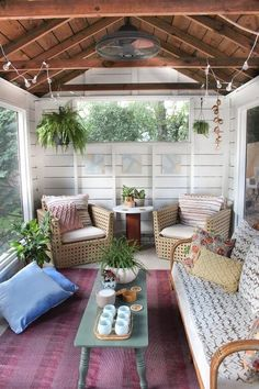 Garden can be a fun action to relax.  How exactly ....