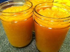 Canning with Dried Fruit - Apricot Honey Butter or apricot preserves- preserves will not be smooth and will have some chunks