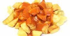 Patatas con salsa brava casera