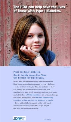Type 1 Diabetes Awareness---Scary statistics.  One in 20 (5%) Type 1 Diabetics will die from hypoglycemia (low blood sugars).
