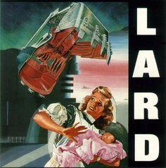 My favorite LARD Album Cover  by Winston Smith.