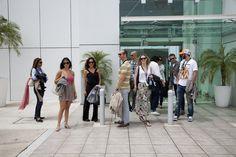 Nuestros 12 invitados llegan a Cancún, donde el #NuevoBoxster los espera para ser manejado.