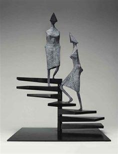 Lynn Chadwick, Spiral II