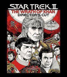 Star Trek II: The Wrath of Khan [Director's Cut] [Blu-ray w/ slipcover ]