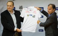 """Santos anuncia novo patrocínio e promete """"sonhado"""" master para breve  http://santosjogafutebolarte.comunidades.net/seu-placar-de-santos-x-ituano"""