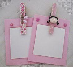 ❣ Little Kimono Handmade ❣ : Tableros de notas con pinzas
