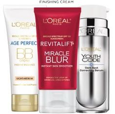 New  $10 Rebate wyb $30 in L'Oreal Paris Revitalift, Youth Code, or Age Perfect Products