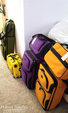 Packing for Trips with Kids: What to Bring and How to Pack With all of the family travel we have planned this summer, I decided it was time to create a great packing strategy for traveling with kids. I had three goals in creating this plan: I wanted to my