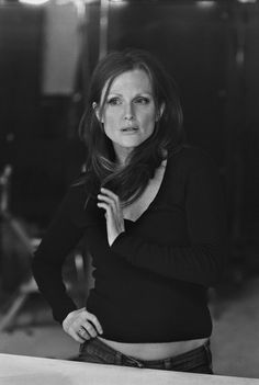Julianne Moore New York, États-Unis, 2004 by Peter Lindbergh