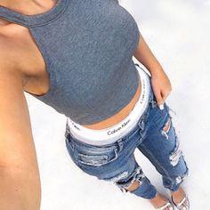 Pinterest :: @AreebahXm Calvin Klein