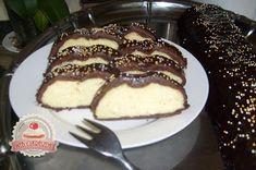 Hasznos cikkek és receptek: TÚRÓ RUDI SZELET Sweet Recipes, Cake Recipes, Waffle Cake, Hungarian Recipes, Sweet And Salty, Waffles, Food And Drink, Sweets, Snacks