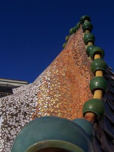 Casa Batllo roof 3