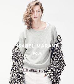 Isabel Marant fashion pour H&M