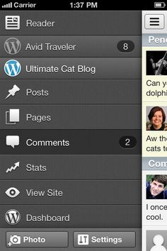 Welcome Update: WordPress for iOS gets major UI refresh