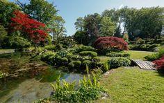 Le jardin japonais de Courances dans le top 10